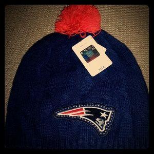 Knit Patriots hat